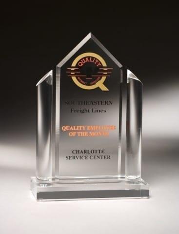 TPAZ10AC Corporate Series Peak Award