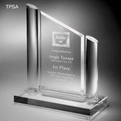 TPSA12 Corporate Series Slant Top Award
