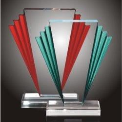 Acrylic Victory Steps Award