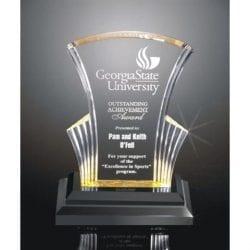 CELBRDB Acrylic Celebration Trophy