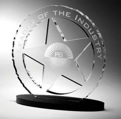 LS7Z08 Star Cutout Trophy