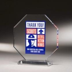 MOAZ05 Octagon Award