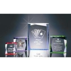 BR150XL Acrylic Block Award