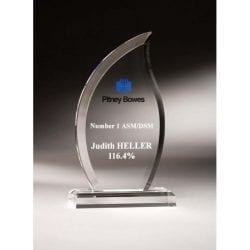 EABF08 Acrylic Blaze Award