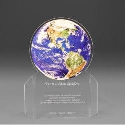 Acrylic World Flair Award