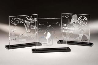 STRE7 Lucite State Reflections Award