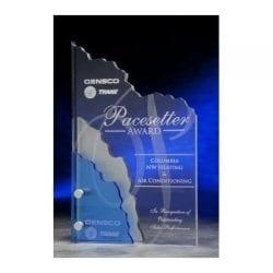 3LGK09 Acrylic Corporate Classic Pines Award