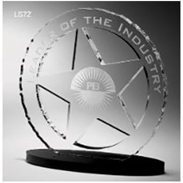 LS7Z06 Star Cutout Trophy