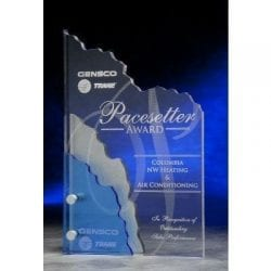 3LGK10 Acrylic Corporate Classic Pines Award