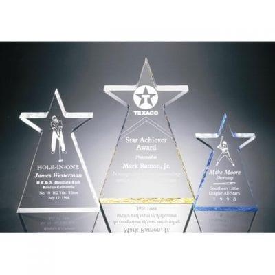 STARS Star Trophy Tower