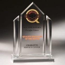 TPAZ08AC Corporate Series Peak Award