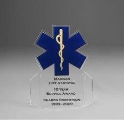 Acrylic Flair Award