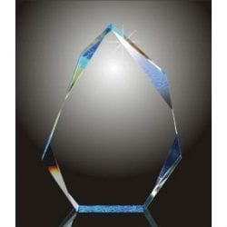 ICE CRYSTAL Acrylic Ice Crystal Award