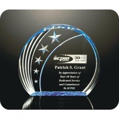 CRLSTR Circle & Stars Award