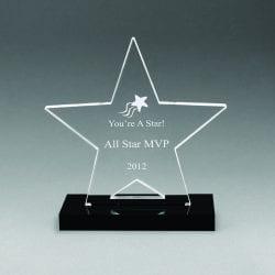 CNS Acrylic Star Award