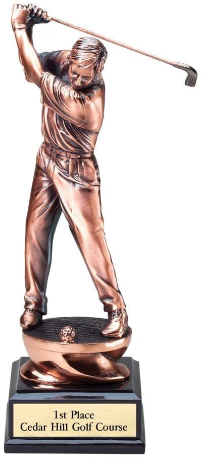 AM-Golf Male Driver Award
