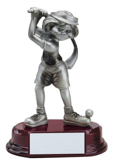 AM-27 Female Comic Golfer Award