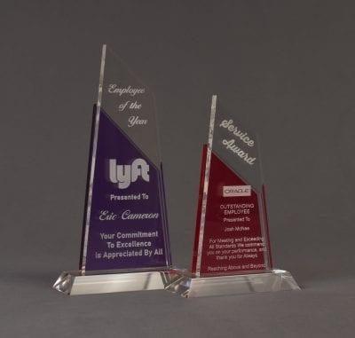 Imperial Nebulous Acrylic Award