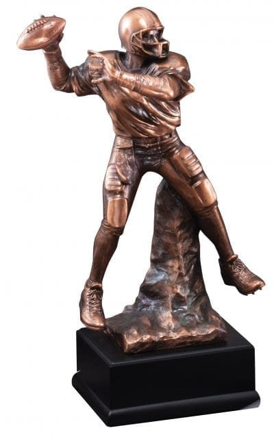 Quarterback Trophy