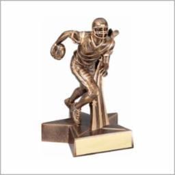 Gold Superstar Trophy