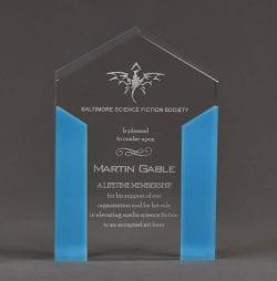Pedestal Fuse Award