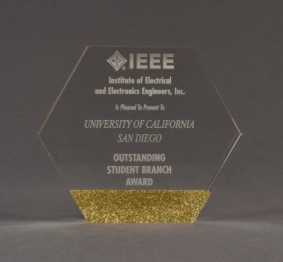 Hexagram Fuse Award
